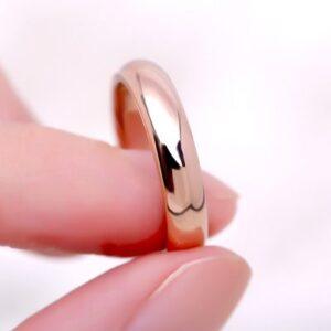 טבעת נישואין גולדפילד לאישה ולגבר