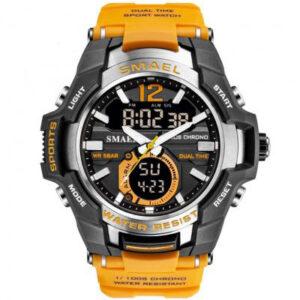 שעון צלילה 50M עמיד למים וספורט