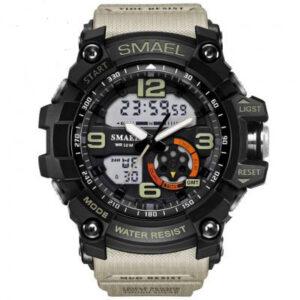 שעון ספורט צלילה עמיד למים לגבר