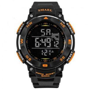 שעון דיגיטלי לצלילה עמיד למים 50M