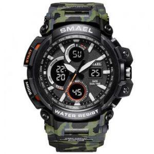 שעון צבאי עמיד למים דגם 2132 לגבר