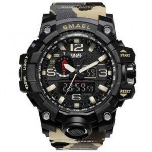 שעון צבאי עמיד למים דגם 2131 לגבר