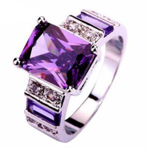 טבעת כסף 925 לנישואין דגם 4130 לאישה