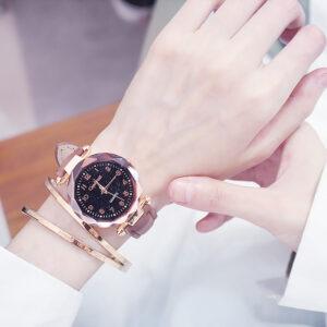 שעון יד איכותי לאישה דגם 5207