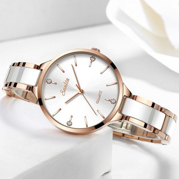 שעון יד איכותי לאישה דגם 5127