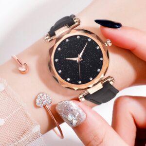 שעון יד איכותי לאישה דגם 5189