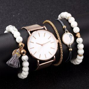 שעון יד איכותי לאישה דגם 5192