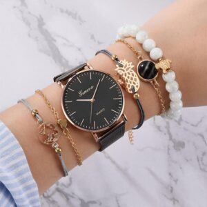 שעון יד איכותי לאישה דגם 5181