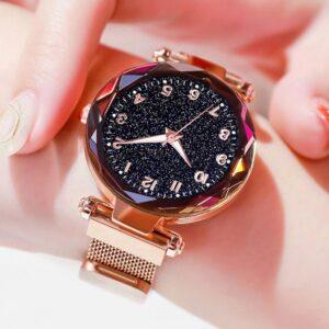 שעון יד איכותי לאישה דגם 5195