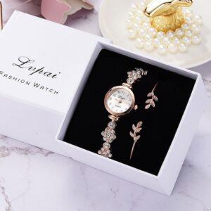 שעון יד איכותי לאישה דגם 5187