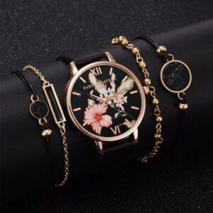 שעון יד איכותי לאישה דגם 5169