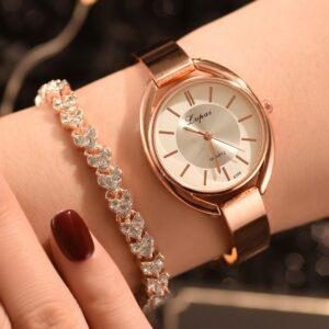 שעון יד איכותי לאישה דגם 5185