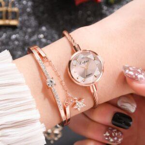 שעון יד איכותי לאישה דגם 5186