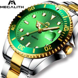 שעון יד יוקרתי לגבר דגם 2146