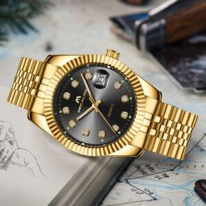 שעון יד יוקרתי לגבר דגם 2147