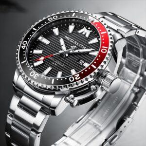שעון יד יוקרתי לגבר דגם 2145