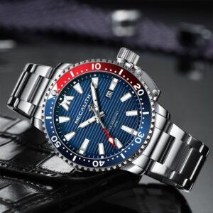 שעון יד יוקרתי לגבר דגם 2144