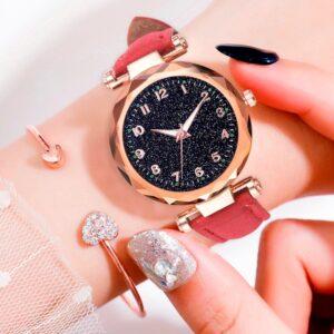שעון יד איכותי לאישה דגם 5167