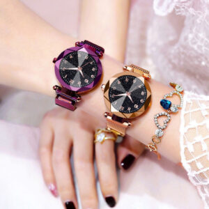 שעון יד איכותי לאישה דגם 5190