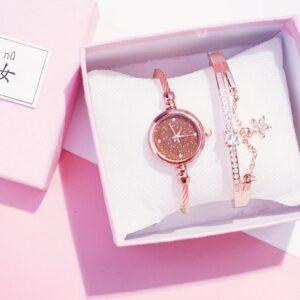 שעון יד איכותי לאישה דגם 5191