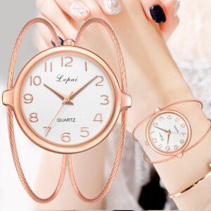 שעון יד איכותי לאישה דגם 5193