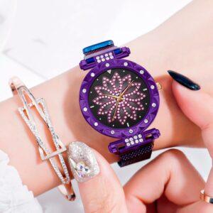 שעון יד איכותי לאישה דגם 5194
