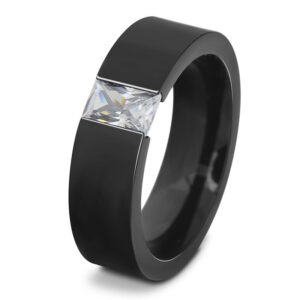 טבעת סטיינלס סטיל דגם 0238