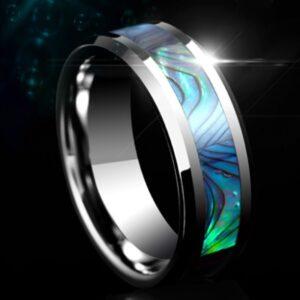 טבעת סטיינלס סטיל דגם 0252