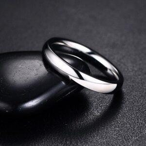 טבעת סטיינלס סטיל דגם 0213 לגבר
