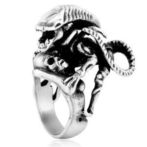 טבעת סטיינלס סטיל דגם 0273