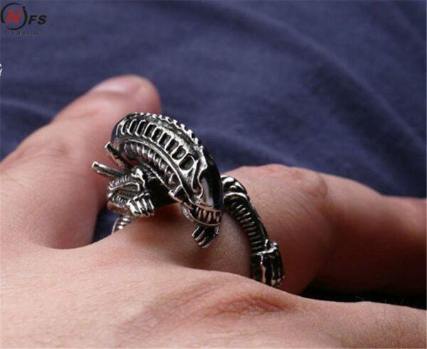טבעת סטיינלס סטיל דגם 0278 לגבר