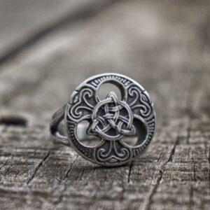 טבעת לגבר ויקינג דגם 0286