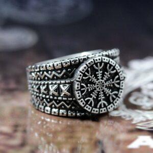 טבעת לגבר ויקינג דגם 0301