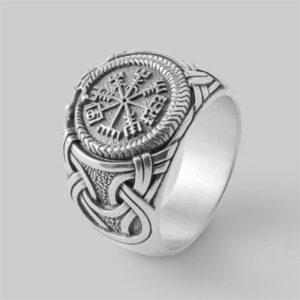 טבעת לגבר ויקינג דגם 0284