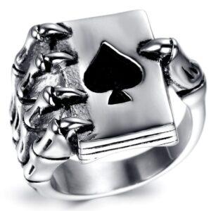טבעת סטיינלס סטיל דגם 0272