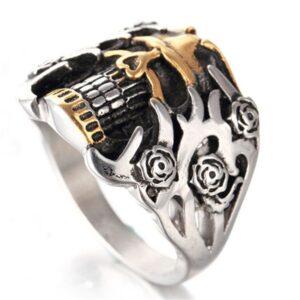 טבעת סטיינלס סטיל דגם 0279 לגבר