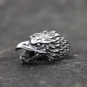 טבעת וייקינג סטיינלס סטיל דגם 0288