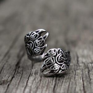 טבעת לגבר ויקינג דגם 0287