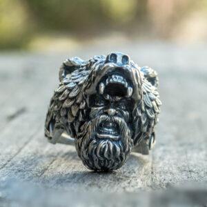 טבעת לגבר ויקינג דגם 0305