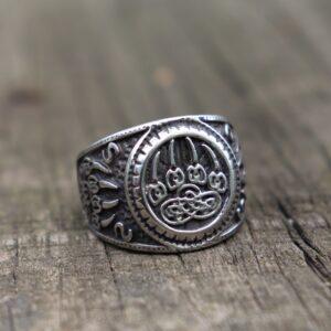 טבעת לגבר ויקינג דגם 0299