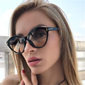 משקפי שמש מותג מוביל לנשים דגם 102