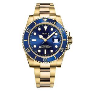 שעון יד יוקרתי לגבר דגם 2164