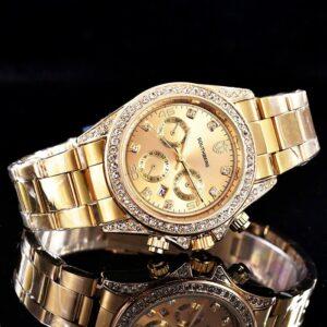 שעון יד יוקרתי לגבר דגם 2167