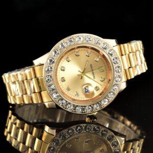שעון יד יוקרתי לגבר דגם 2169