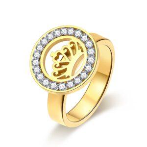 טבעת סטיינלס סטיל דגם 286 לגבר