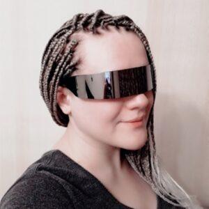משקפי שמש יוקרתי לנשים דגם 0212