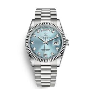 שעון יד יוקרתי לגבר דגם 2157