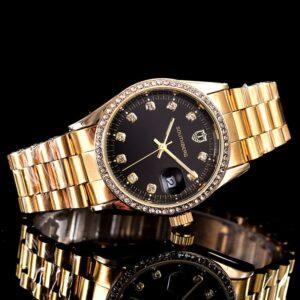 שעון יד יוקרתי לגבר דגם 2168