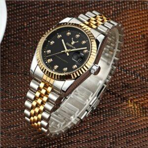 שעון יד יוקרתי לגבר דגם 2156