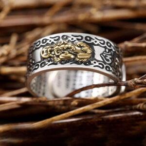 טבעת מעוצבת לגבר דגם 531
